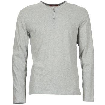 Oblačila Moški Majice z dolgimi rokavi BOTD ETUNAMA Siva