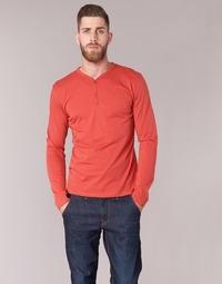 Oblačila Moški Majice z dolgimi rokavi BOTD ETUNAMA Czerwony