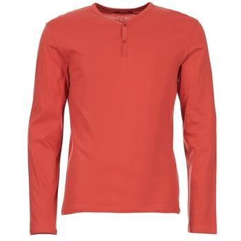 Oblačila Moški Majice z dolgimi rokavi BOTD ETUNAMA Rdeča