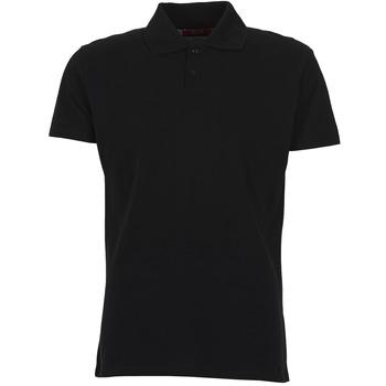 Oblačila Moški Polo majice kratki rokavi BOTD EPOLARO Črna