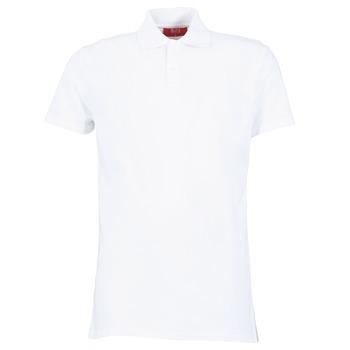 Oblačila Moški Polo majice kratki rokavi BOTD EPOLARO Bela