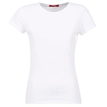 Oblačila Ženske Majice s kratkimi rokavi BOTD EQUATILA Bela