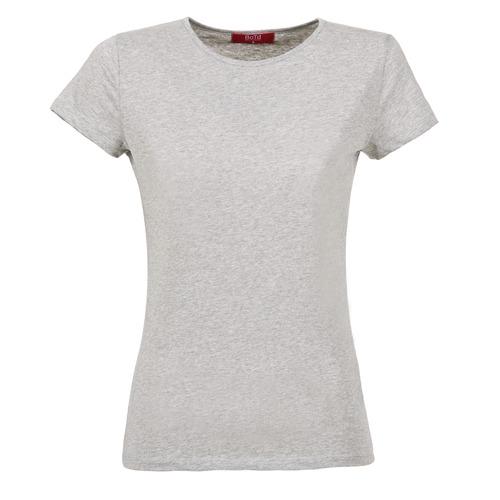 Oblačila Ženske Majice s kratkimi rokavi BOTD EQUATILA Siva