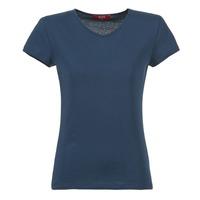 Oblačila Ženske Majice s kratkimi rokavi BOTD EFLOMU Modra