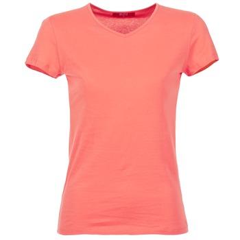 Oblačila Ženske Majice s kratkimi rokavi BOTD EFLOMU Oranžna