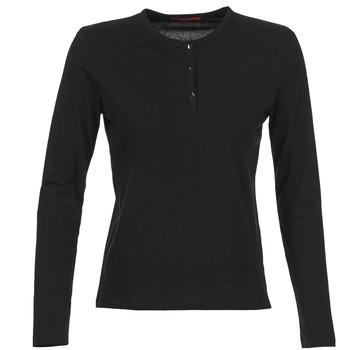 Oblačila Ženske Majice z dolgimi rokavi BOTD EBISCOL Črna