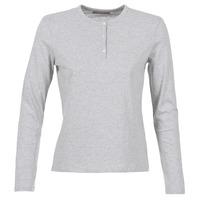 Oblačila Ženske Majice z dolgimi rokavi BOTD EBISCOL Siva