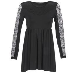 Oblačila Ženske Kratke obleke School Rag ROSELYN Črna