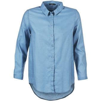 Oblačila Ženske Srajce & Bluze School Rag CHELSY Modra
