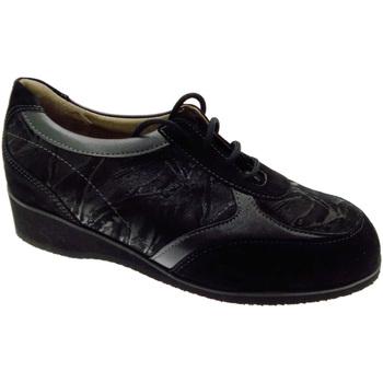 Čevlji  Ženske Nizke superge Calzaturificio Loren LOL8051n nero
