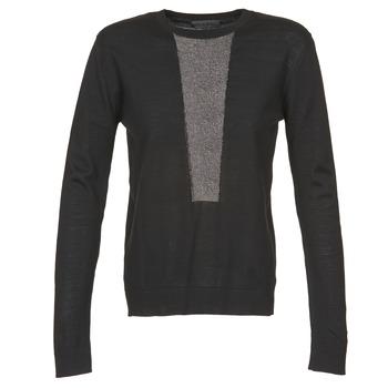 Oblačila Ženske Puloverji American Retro NANCY Črna
