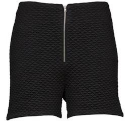 Oblačila Ženske Kratke hlače & Bermuda American Retro JOSEPH S Črna