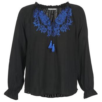 Oblačila Ženske Topi & Bluze Betty London ESIBELLE Črna