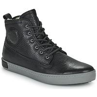 Čevlji  Moški Visoke superge Blackstone JIVIDETTE Črna