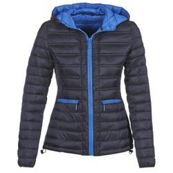 Oblačila Ženske Puhovke U.S Polo Assn. CHERYL Modra