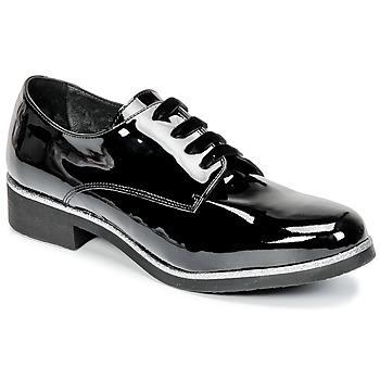 Čevlji  Ženske Čevlji Derby Myma PIKA Črna