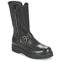 Čevlji  Ženske Mestni škornji    Now BOURNIRO Črna