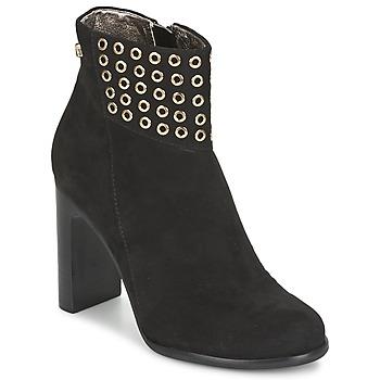 Čevlji  Ženske Gležnjarji Replay HAVERHILL Črna