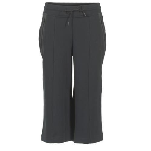 Oblačila Ženske Spodnji deli trenirke  Nike TECH FLEECE CAPRI Črna
