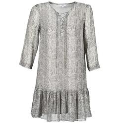 Oblačila Ženske Kratke obleke Suncoo CIARA Siva