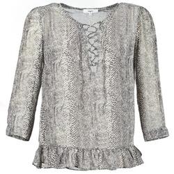 Oblačila Ženske Topi & Bluze Suncoo LANA Siva