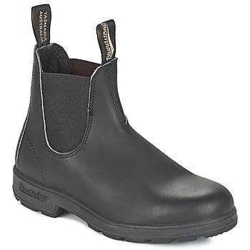 Čevlji  Polškornji Blundstone CLASSIC BOOT Črna / Kostanjeva