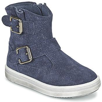 Čevlji  Deklice Polškornji Acebo's MOULLY Modra