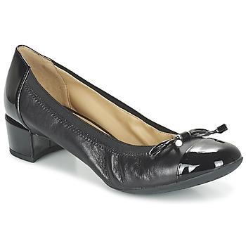 Čevlji  Ženske Salonarji Geox CAREY A Črna