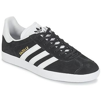 Čevlji  Nizke superge adidas Originals GAZELLE Črna