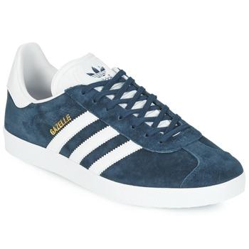 Čevlji  Nizke superge adidas Originals GAZELLE Modra