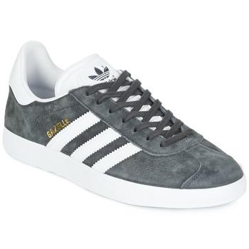 Čevlji  Nizke superge adidas Originals GAZELLE Siva