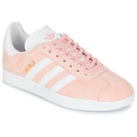 Čevlji  Nizke superge adidas Originals GAZELLE Rožnata