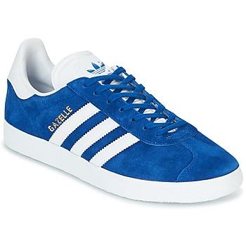 Čevlji  Nizke superge adidas Originals GAZELLE Niebieski