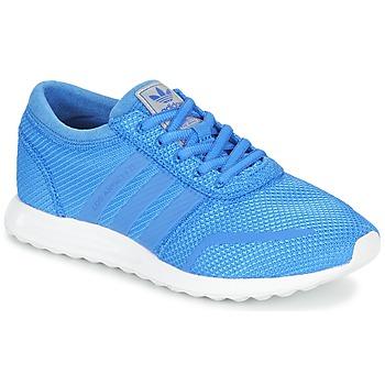 Čevlji  Dečki Nizke superge adidas Originals LOS ANGELES J Modra