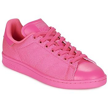 Čevlji  Ženske Nizke superge adidas Originals STAN SMITH Rožnata