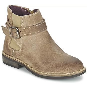 Čevlji  Deklice Polškornji Mod'8 NEL Bež