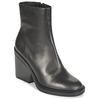 Čevlji  Ženske Gležnjarji Robert Clergerie BABE Črna