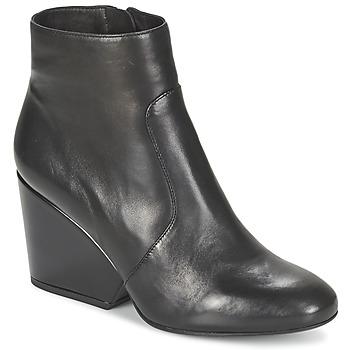 Čevlji  Ženske Gležnjarji Robert Clergerie TOOTS Črna