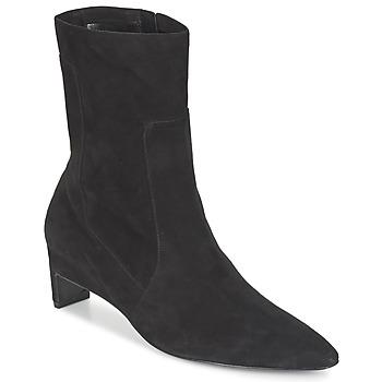 Čevlji  Ženske Gležnjarji Robert Clergerie ADMIR Črna