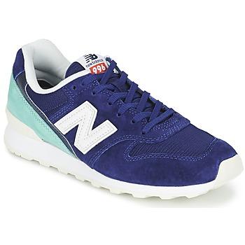 Čevlji  Ženske Nizke superge New Balance WR996 Modra