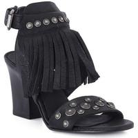 Čevlji  Ženske Sandali & Odprti čevlji Juice Shoes SANDALO PAMPLONA Nero
