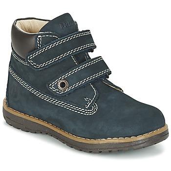 Čevlji  Dečki Polškornji Primigi ASPY 1 Modra
