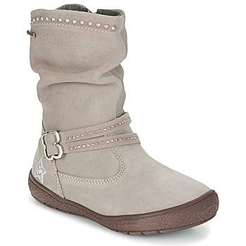 Čevlji  Deklice Mestni škornji    Primigi CALISHA-E Taupe