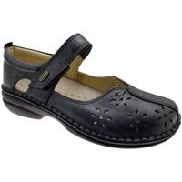 Čevlji  Ženske Balerinke Calzaturificio Loren LOM2313gr grigio