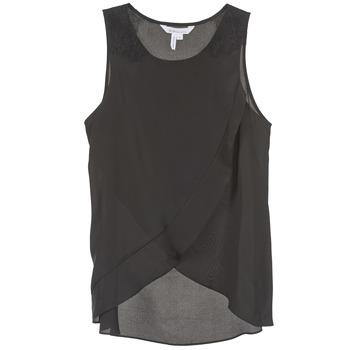 Oblačila Ženske Majice brez rokavov BCBGeneration 616725 Črna
