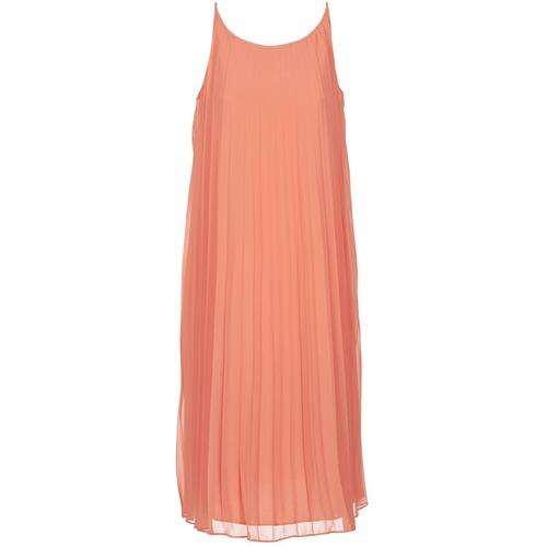 Oblačila Ženske Dolge obleke BCBGeneration 616757 Koralna