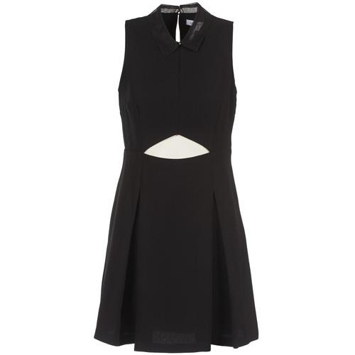 Oblačila Ženske Kratke obleke BCBGeneration 616935 Črna