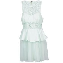 Oblačila Ženske Kratke obleke BCBGeneration 617437 Zelena