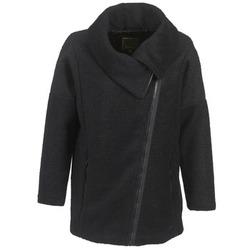 Oblačila Ženske Plašči Bench SECURE Črna