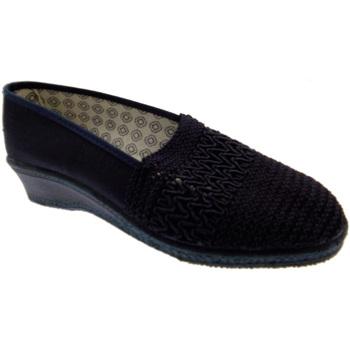 Čevlji  Ženske Nogavice Davema DAV212bl blu
